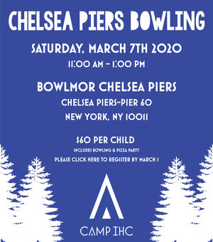 Bowling @ Chelsea Piers - Featured Image