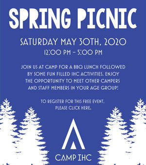 Spring Picnic @ IHC - Featured Image