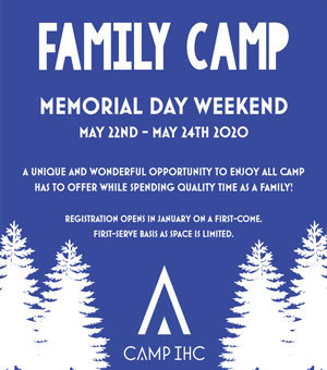 Family Camp @ IHC - Featured Image